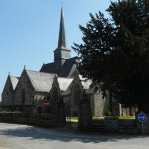 Eglise de Trémeur